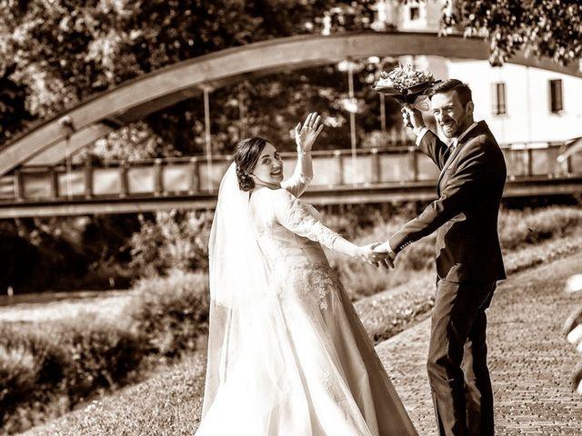 Il matrimonio di Michele e Chiara a Verolanuova, Brescia 64