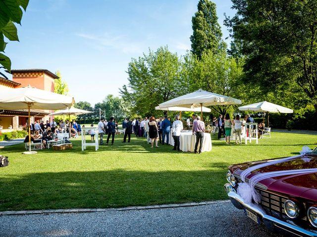 Il matrimonio di Michele e Chiara a Verolanuova, Brescia 65
