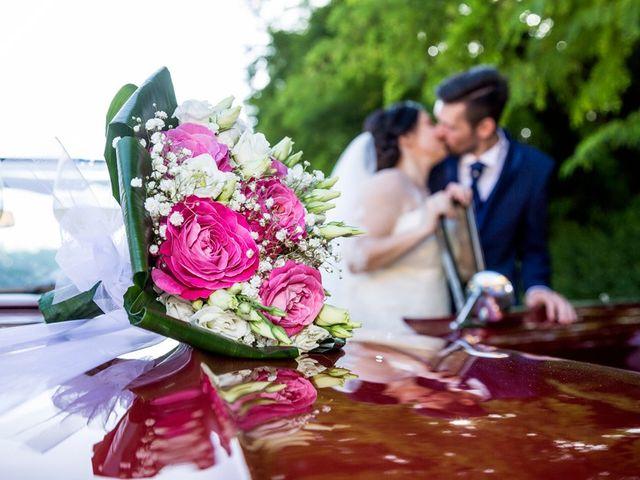 Il matrimonio di Michele e Chiara a Verolanuova, Brescia 71