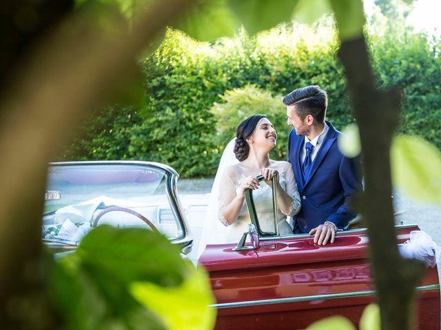 Il matrimonio di Michele e Chiara a Verolanuova, Brescia 72