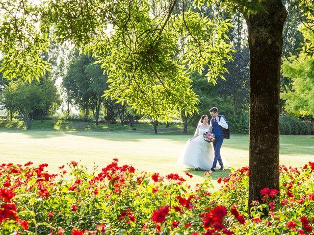 Il matrimonio di Michele e Chiara a Verolanuova, Brescia 74