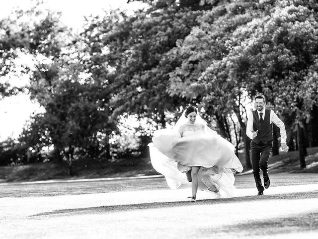 Il matrimonio di Michele e Chiara a Verolanuova, Brescia 78