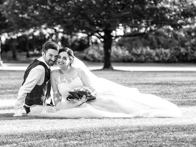 Il matrimonio di Michele e Chiara a Verolanuova, Brescia 81