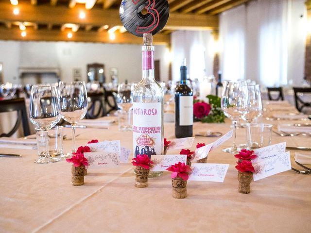 Il matrimonio di Michele e Chiara a Verolanuova, Brescia 83