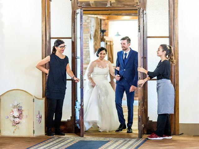 Il matrimonio di Michele e Chiara a Verolanuova, Brescia 86