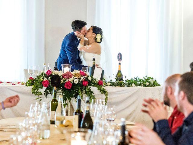 Il matrimonio di Michele e Chiara a Verolanuova, Brescia 87