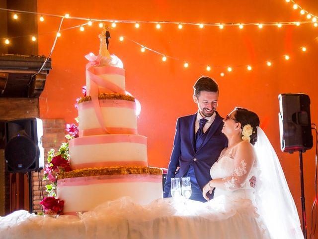 Il matrimonio di Michele e Chiara a Verolanuova, Brescia 90