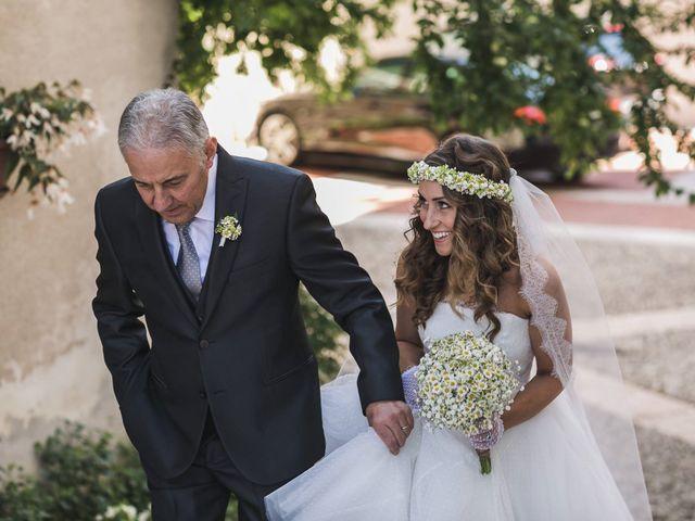 Il matrimonio di Luca e Serena a Pieve di Soligo, Treviso 13
