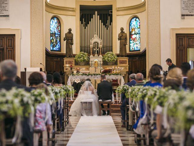 Il matrimonio di Luca e Serena a Pieve di Soligo, Treviso 18