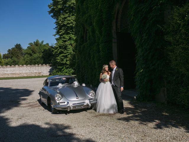 Il matrimonio di Luca e Serena a Pieve di Soligo, Treviso 22