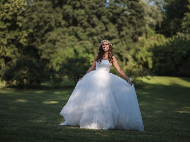 Il matrimonio di Luca e Serena a Pieve di Soligo, Treviso 26