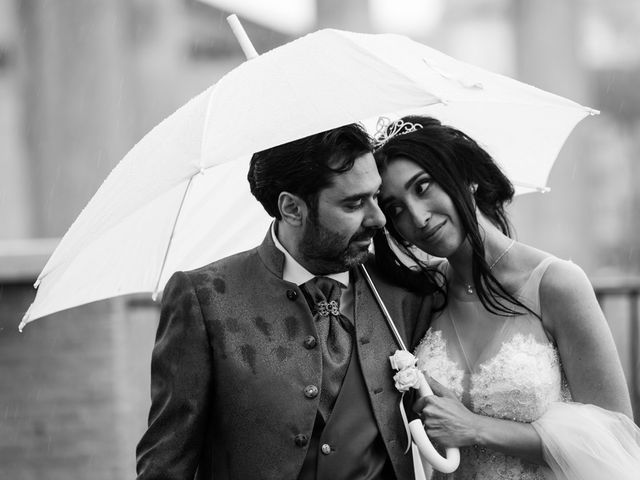 Le nozze di Agata e Paolo