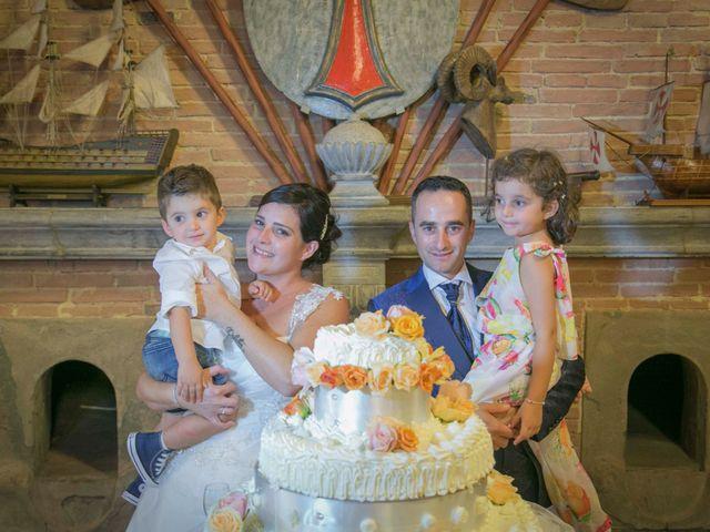 Il matrimonio di Sauro e Martina a Pisa, Pisa 32