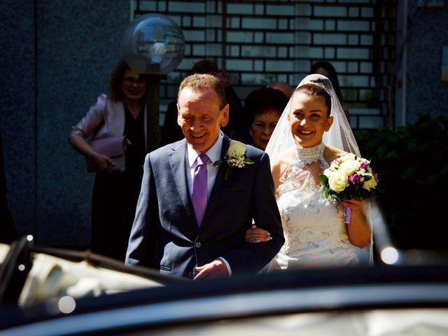 Il matrimonio di Giovanni e Vanessa a Castel Gandolfo, Roma 6