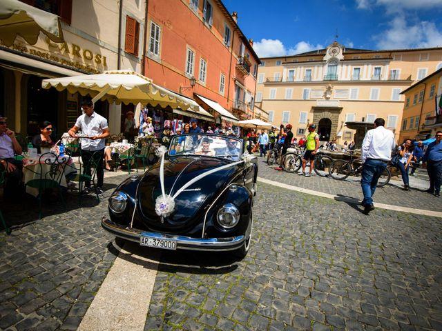 Il matrimonio di Giovanni e Vanessa a Castel Gandolfo, Roma 7
