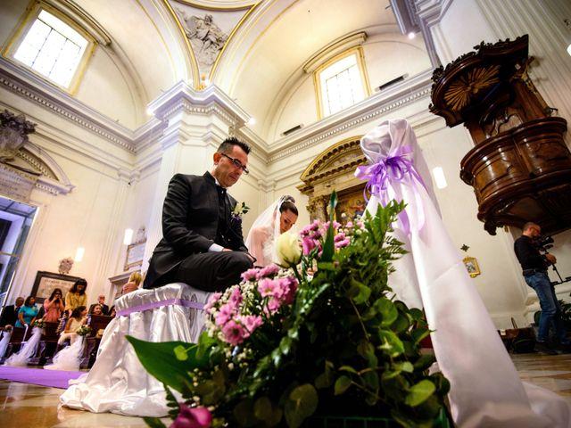 Il matrimonio di Giovanni e Vanessa a Castel Gandolfo, Roma 10