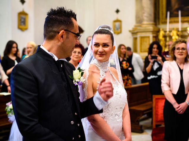 Il matrimonio di Giovanni e Vanessa a Castel Gandolfo, Roma 11