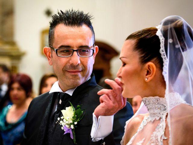 Il matrimonio di Giovanni e Vanessa a Castel Gandolfo, Roma 12