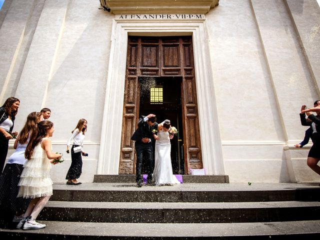 Il matrimonio di Giovanni e Vanessa a Castel Gandolfo, Roma 13