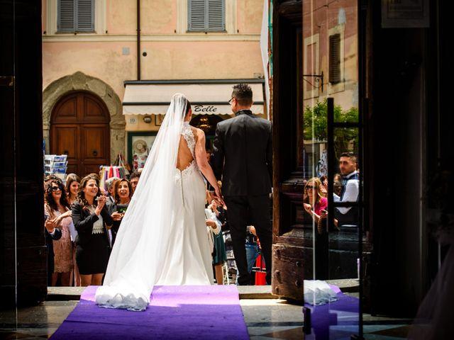 Il matrimonio di Giovanni e Vanessa a Castel Gandolfo, Roma 14