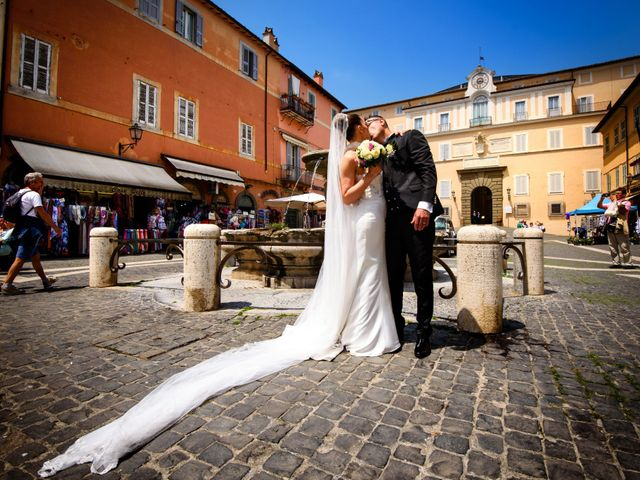Il matrimonio di Giovanni e Vanessa a Castel Gandolfo, Roma 16
