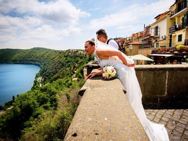 Il matrimonio di Giovanni e Vanessa a Castel Gandolfo, Roma 18