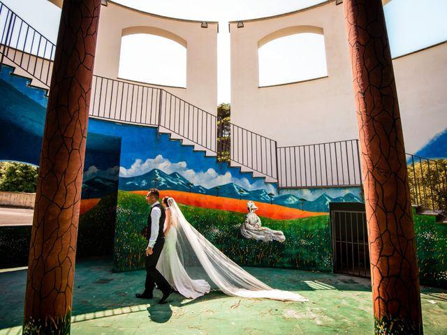 Il matrimonio di Giovanni e Vanessa a Castel Gandolfo, Roma 19