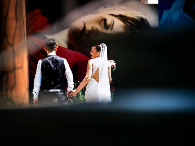 Il matrimonio di Giovanni e Vanessa a Castel Gandolfo, Roma 2