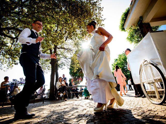 Il matrimonio di Giovanni e Vanessa a Castel Gandolfo, Roma 25
