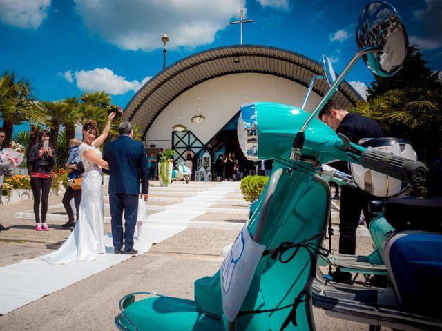 Il matrimonio di Giuseppe e Mayra a Crispiano, Taranto 12