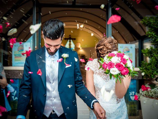 Il matrimonio di Giuseppe e Mayra a Crispiano, Taranto 14