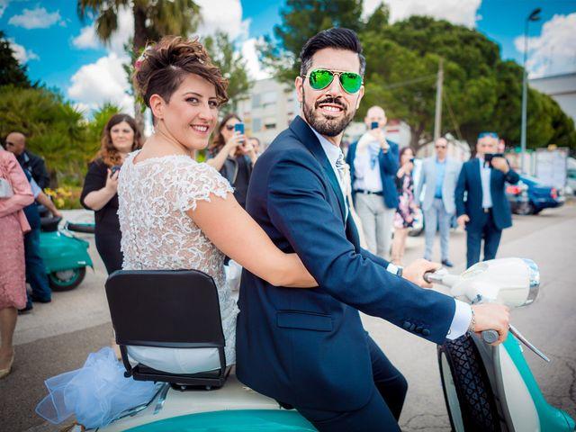 Il matrimonio di Giuseppe e Mayra a Crispiano, Taranto 15