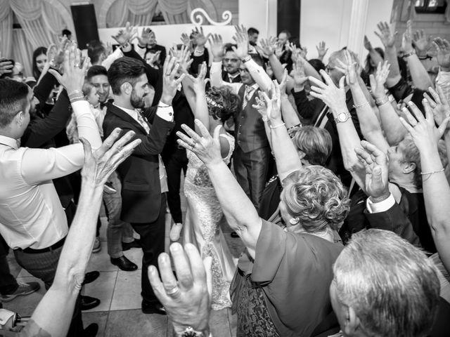 Il matrimonio di Giuseppe e Mayra a Crispiano, Taranto 19