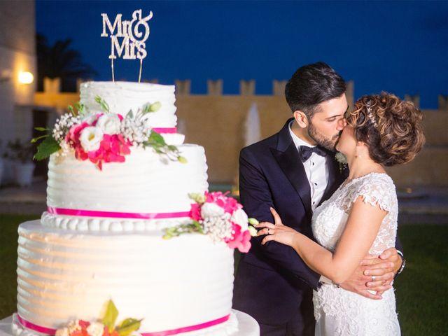 Il matrimonio di Giuseppe e Mayra a Crispiano, Taranto 22