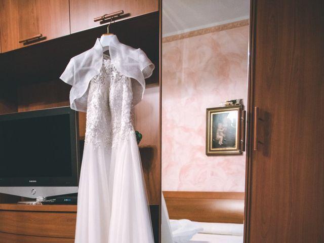 Il matrimonio di Dario e Alessandra a Ozzero, Milano 3
