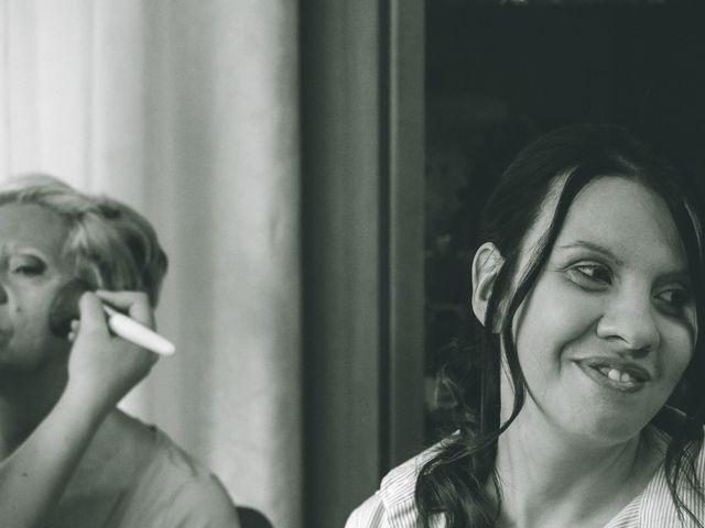 Il matrimonio di Dario e Alessandra a Ozzero, Milano 9