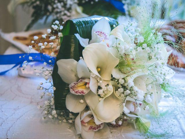 Il matrimonio di Dario e Alessandra a Ozzero, Milano 16