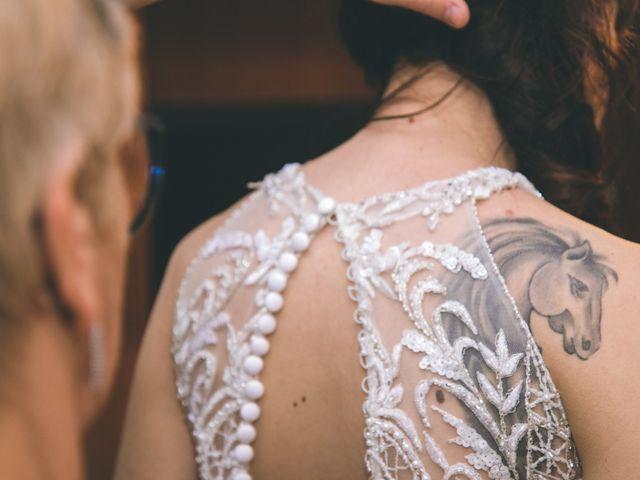 Il matrimonio di Dario e Alessandra a Ozzero, Milano 18