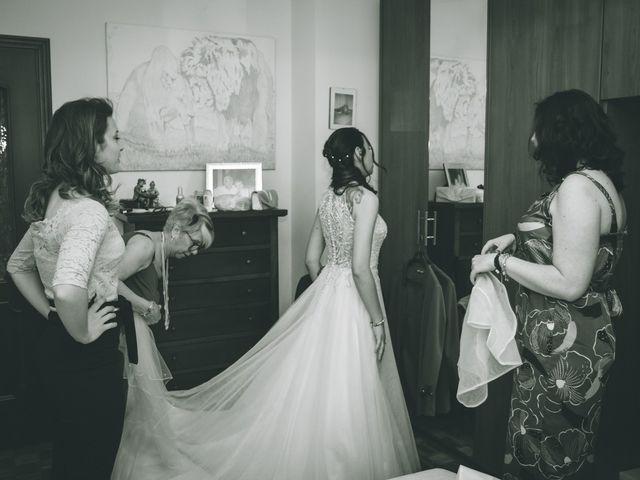 Il matrimonio di Dario e Alessandra a Ozzero, Milano 24