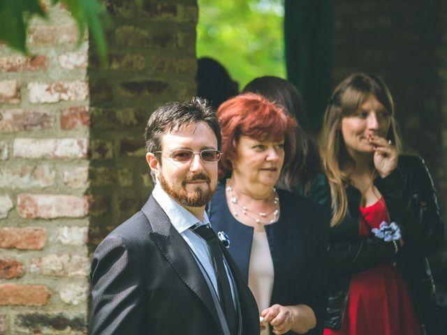 Il matrimonio di Dario e Alessandra a Ozzero, Milano 39