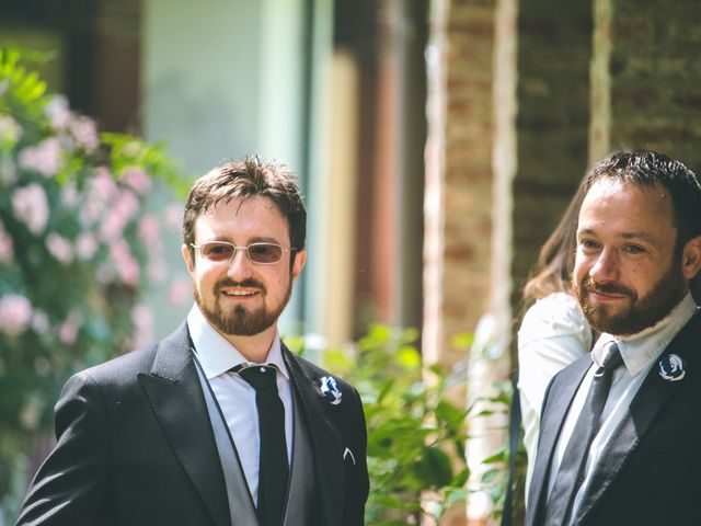 Il matrimonio di Dario e Alessandra a Ozzero, Milano 41