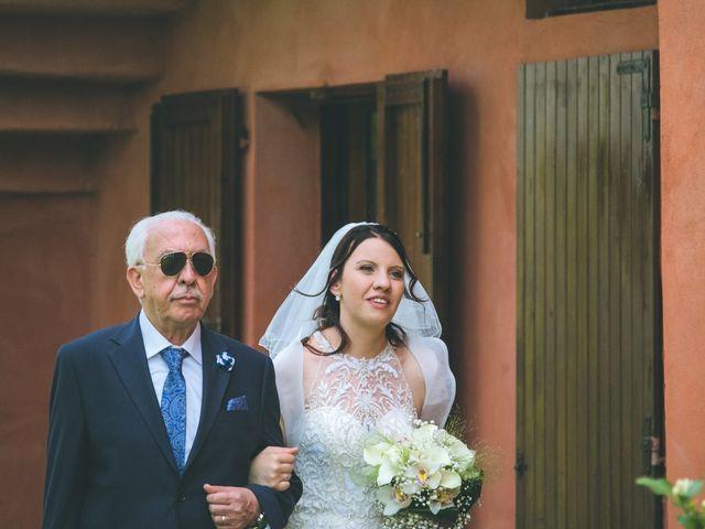 Il matrimonio di Dario e Alessandra a Ozzero, Milano 45