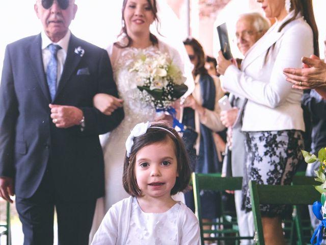 Il matrimonio di Dario e Alessandra a Ozzero, Milano 48