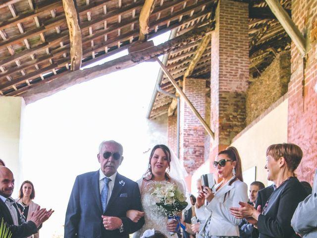 Il matrimonio di Dario e Alessandra a Ozzero, Milano 49