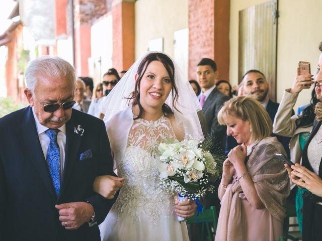 Il matrimonio di Dario e Alessandra a Ozzero, Milano 50