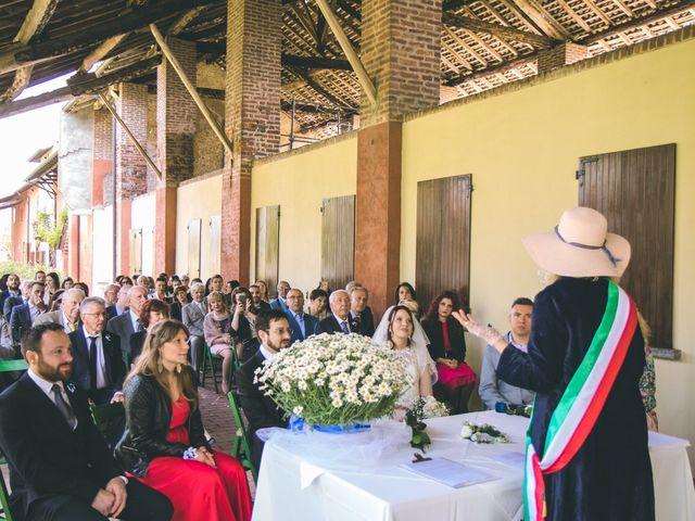 Il matrimonio di Dario e Alessandra a Ozzero, Milano 52