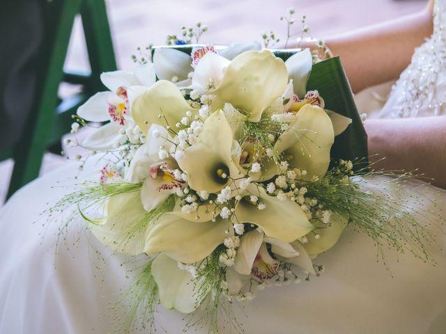 Il matrimonio di Dario e Alessandra a Ozzero, Milano 54
