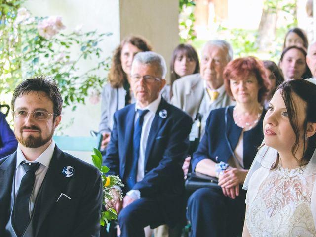 Il matrimonio di Dario e Alessandra a Ozzero, Milano 55