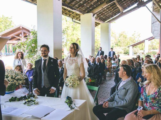 Il matrimonio di Dario e Alessandra a Ozzero, Milano 58