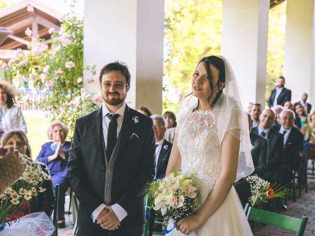 Il matrimonio di Dario e Alessandra a Ozzero, Milano 63